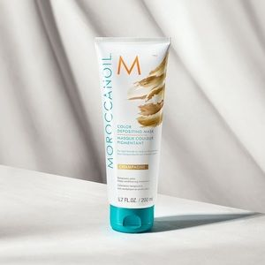 ☀️Moroccanoil Color Depositing Mask in Champagne☀️